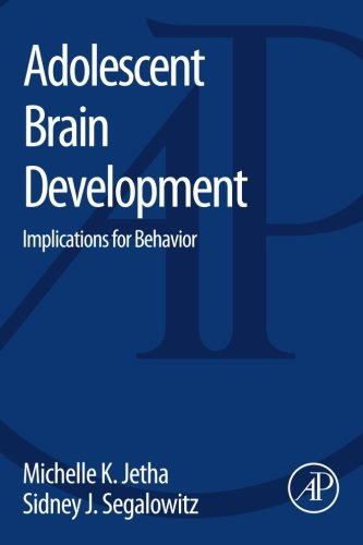 9780123979162: Adolescent Brain Development: Implications for Behavior