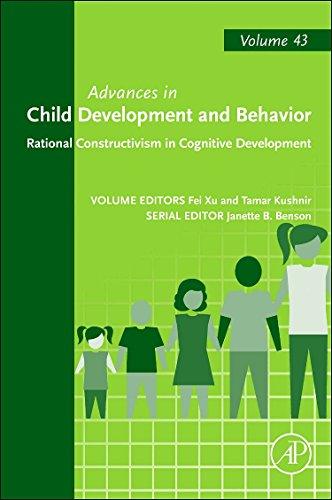 9780123979193: Rational Constructivism in Cognitive Development, Volume 43 (Advances in Child Development & Behavior)