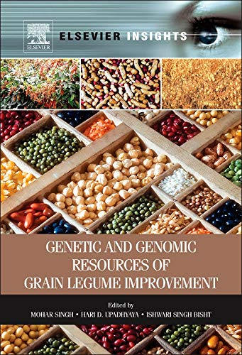 9780123979353: Genetic and Genomic Resources of Grain Legume Improvement (Elsevier Insights)
