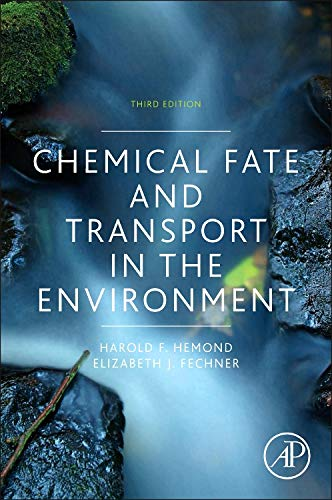 9780123982568: Chemical Fate and Transport in the Environment