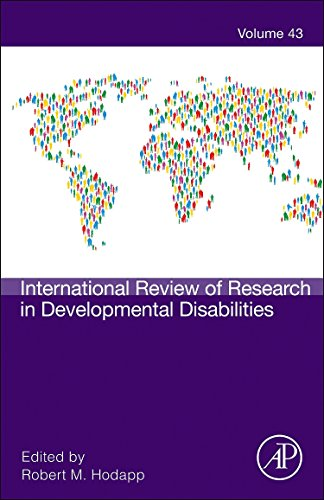 9780123982612: International Review of Research in Developmental Disabilities (Int'l Review of Research in Developmental Disabilities)