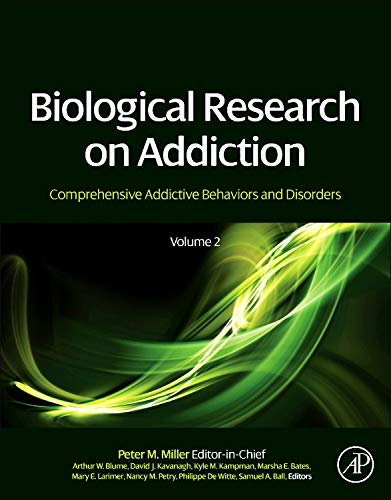 9780123983350: Biological Research on Addiction: Comprehensive Addictive Behaviors and Disorders, Volume 2