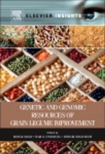 9780123984944: Genetic and Genomic Resources of Grain Legume Improvement