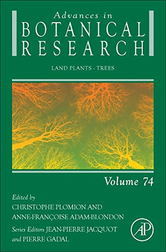 9780123985484: Land Plants - Trees (Advances in Botanical Research)