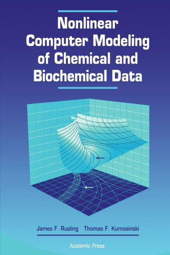 9780123991553: Nonlinear Computer Modeling of Chemical and Biochemical Data