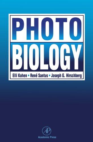 9780123991652: Photobiology