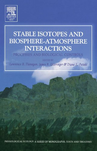 9780123991966: Stable Isotopes and Biosphere - Atmosphere Interactions: Processes and Biological Controls
