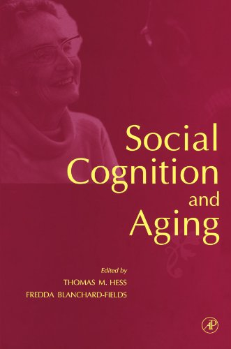 9780123992291: Social Cognition and Aging