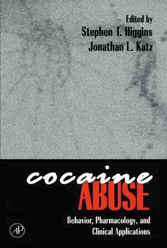 9780123992307: Cocaine Abuse: Behavior, Pharmacology, and Clinical Applications