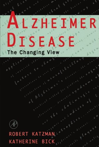 9780123992345: Alzheimer Disease: The Changing View