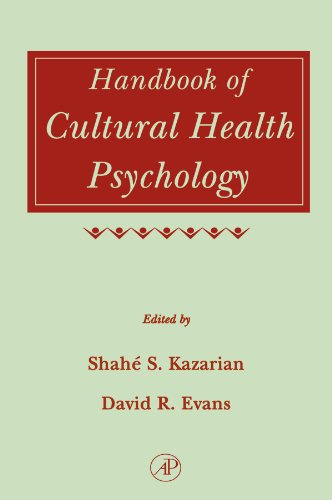 9780123992352: Handbook of Cultural Health Psychology