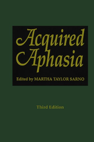9780123992550: Acquired Aphasia
