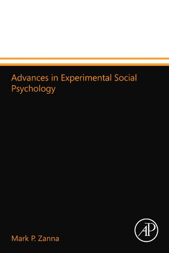 9780123992765: Advances in Experimental Social Psychology