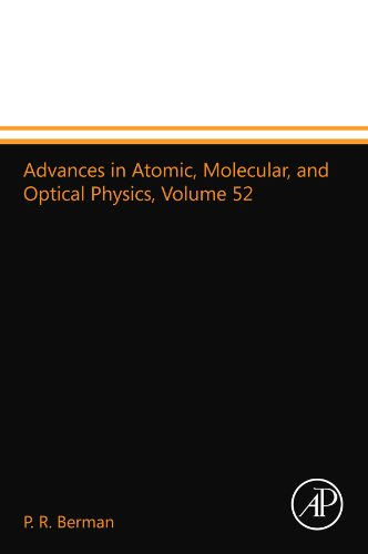 9780123992871: Advances in Atomic, Molecular, and Optical Physics, Volume 52