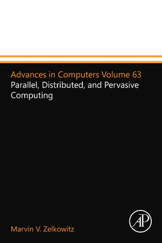 9780123992956: Advances in Computers Volume 63: Parallel, Distributed, and Pervasive Computing