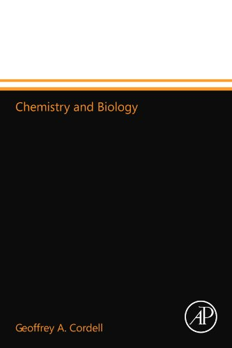 9780123993205: Chemistry and Biology