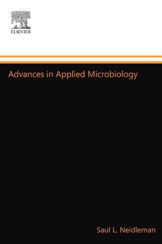 9780123993472: Advances in Applied Microbiology