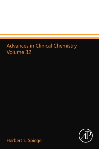 9780123993625: Advances in Clinical Chemistry Volume 32