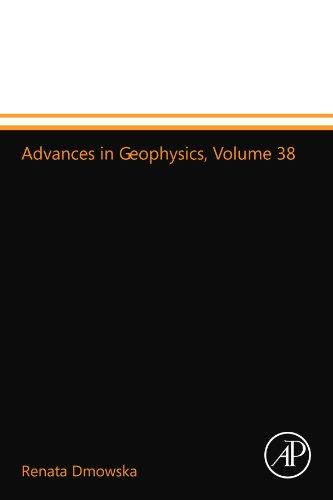 9780123993786: Advances in Geophysics, Volume 38
