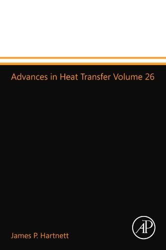 9780123993960: Advances in Heat Transfer Volume 26