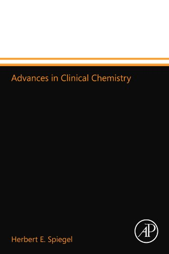 9780123994042: Advances in Clinical Chemistry