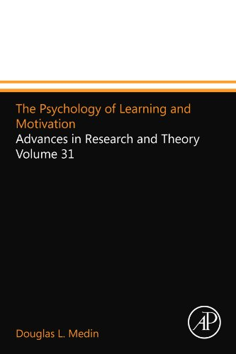 9780123994059: The Psychology of Learning and Motivation: Advances in Research and Theory Volume 31
