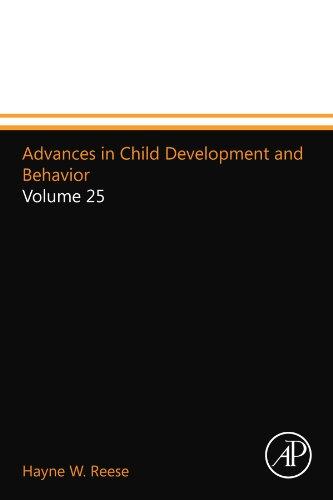9780123994066: Advances in Child Development and Behavior: Volume 25