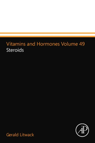 9780123994080: Vitamins and Hormones Volume 49: Steroids