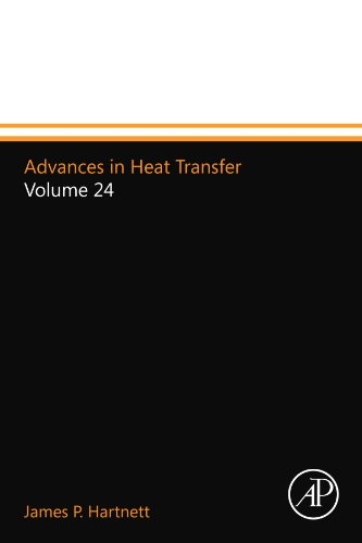 9780123994301: Advances in Heat Transfer: Volume 24