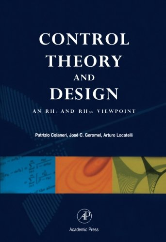 9780123994790: Control Theory and Design