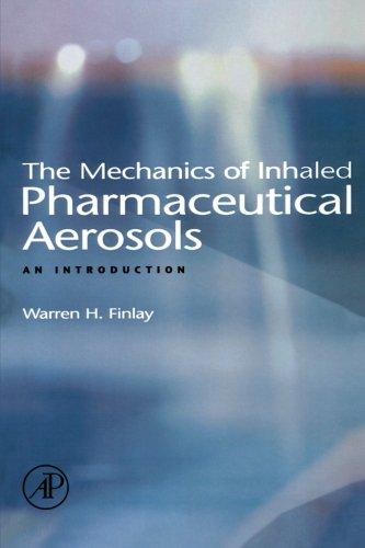 9780123994844: The Mechanics of Inhaled Pharmaceutical Aerosols