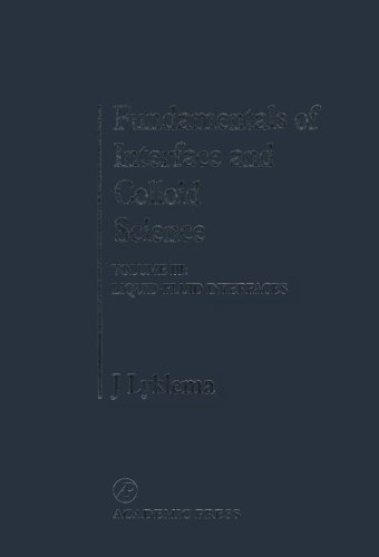 9780123994998: Fundamentals of Interface and Colloid Science: 3
