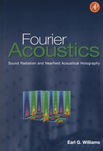 9780123995124: Fourier Acoustics: Sound Radiation and Nearfield Acoustical Holography