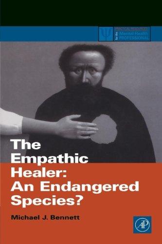 9780123995308: The Empathic Healer