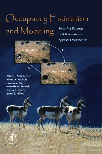 9780123995315: Occupancy Estimation and Modeling: Inferring Patterns and Dynamics of Species Occurrence