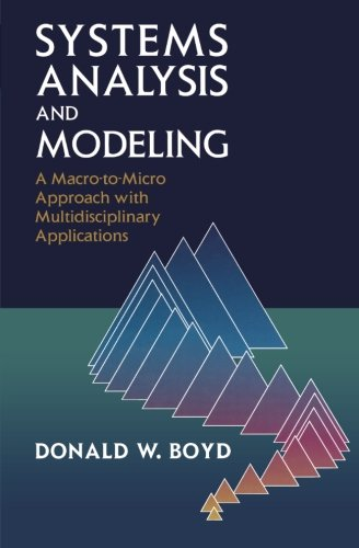 9780123995353: Systems Analysis and Modeling