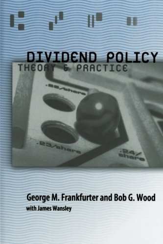 9780123995537: Dividend Policy
