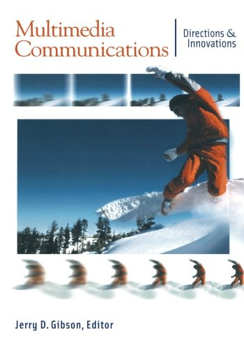 9780123995575: Multimedia Communications