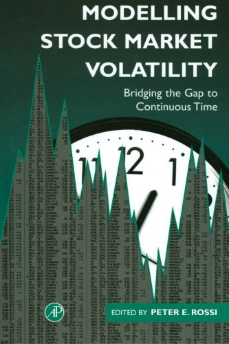 9780123996046: Modelling Stock Market Volatility