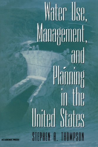 9780123996121: Water Use, Management, and Planning in the United States