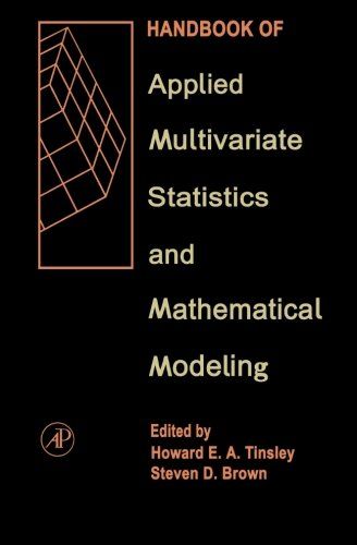 9780123996138: Handbook of Applied Multivariate Statistics and Mathematical Modeling