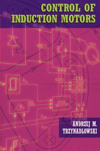 9780123996145: Control of Induction Motors