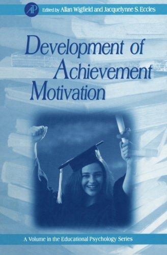 9780123996183: Development of Achievement Motivation