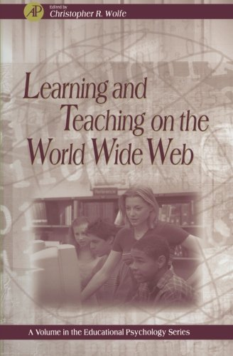 9780123996190: Learning and Teaching on the World Wide Web