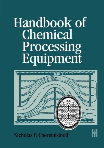 9780123996275: Handbook of Chemical Processing Equipment
