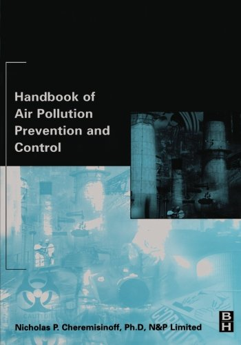 9780123996350: Handbook of Air Pollution Prevention and Control