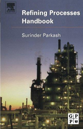 9780123996480: Refining Processes Handbook