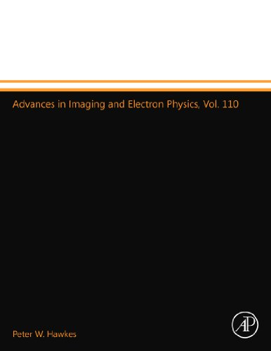 9780123996824: Advances in Imaging and Electron Physics, Vol. 110