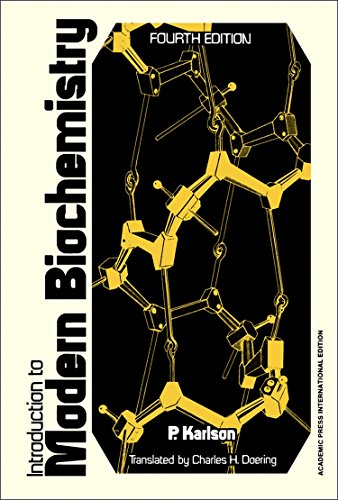 9780123997319: Introduction to Modern Biochemistry, Fourth Edition