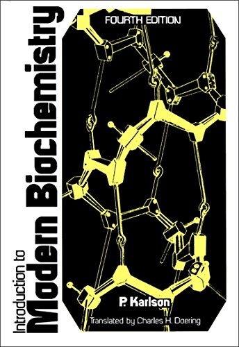 9780123997647: Introduction to Modern Biochemistry